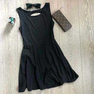 Brandy Melville fit and flare skater dress